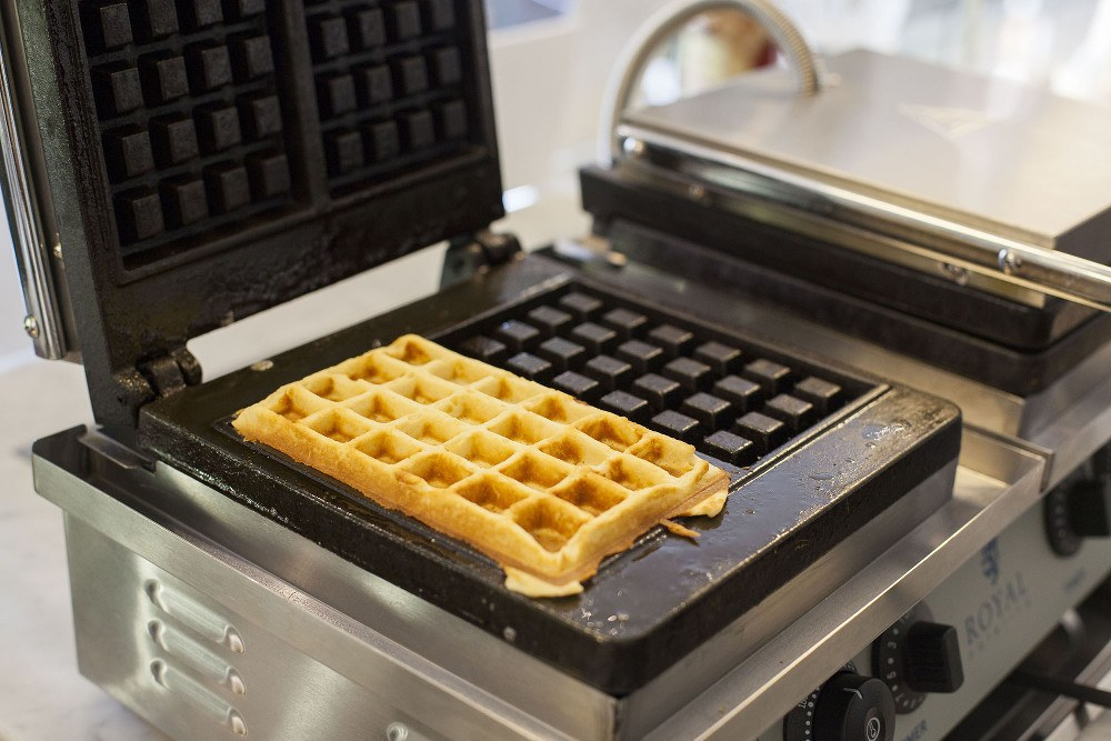 waffle gluten free tuscolana