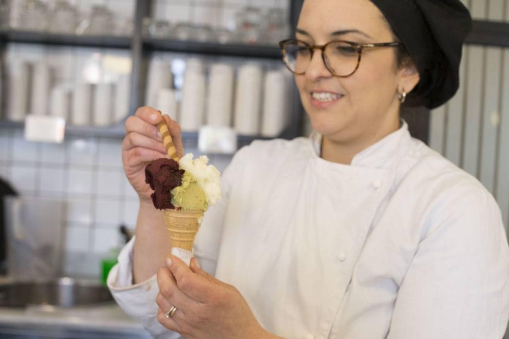 gelato roma