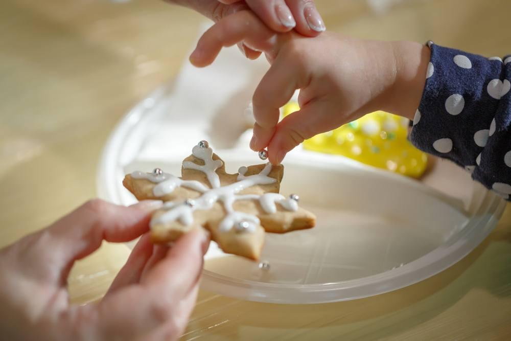 Freddo: ricominciano i laboratori di biscotti per bambini!